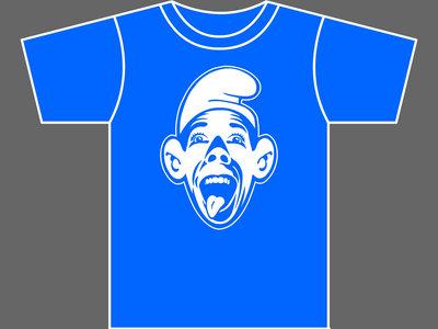 GABBA SMURF - T-Shirt - Blue - Mens (Unisex) / Womens (Ladyfit) - Various Sizes main photo