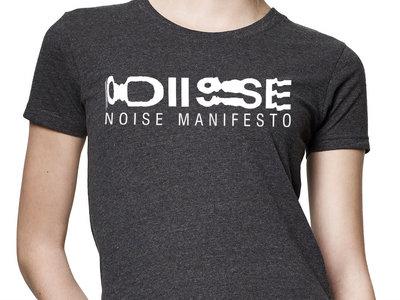 Noise Manifesto T-shirt main photo