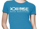 Noise Manifesto T-shirt photo