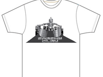 Robot shirt main photo