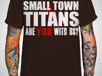 Are You With Us? T-Shirt main photo