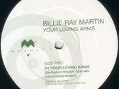 Your Loving Arms (Brothers In Rhythm Mixes) - green sleeve promo vinyl [SAM 1614] photo