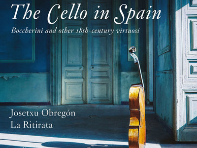 The Cello in Spain - CD Digipack with 32 pages color booklet main photo