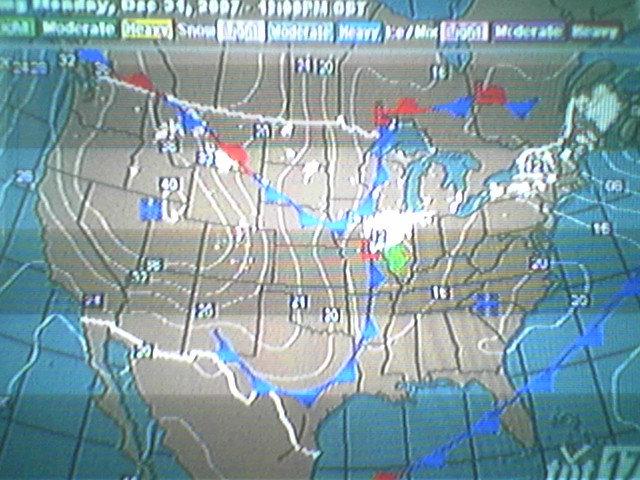 Aviation Weather | Illuminated Paths
