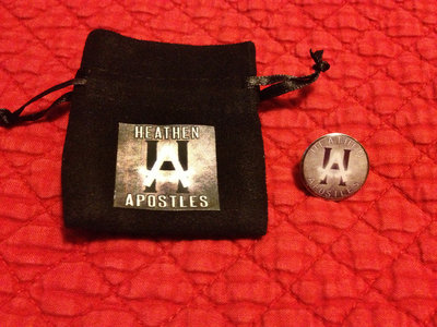 Heathen Apostles Deluxe Pin & Bag w/ Free Download main photo