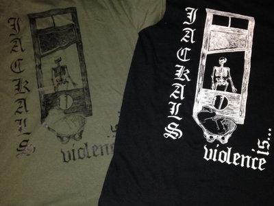 Violence Is... Shirt main photo