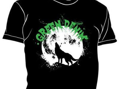 Green Denim T Shirt main photo