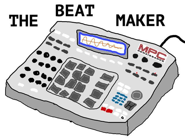 M P C  Kids   Luis The Beat Maker