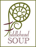 Fiddlehead Soup image