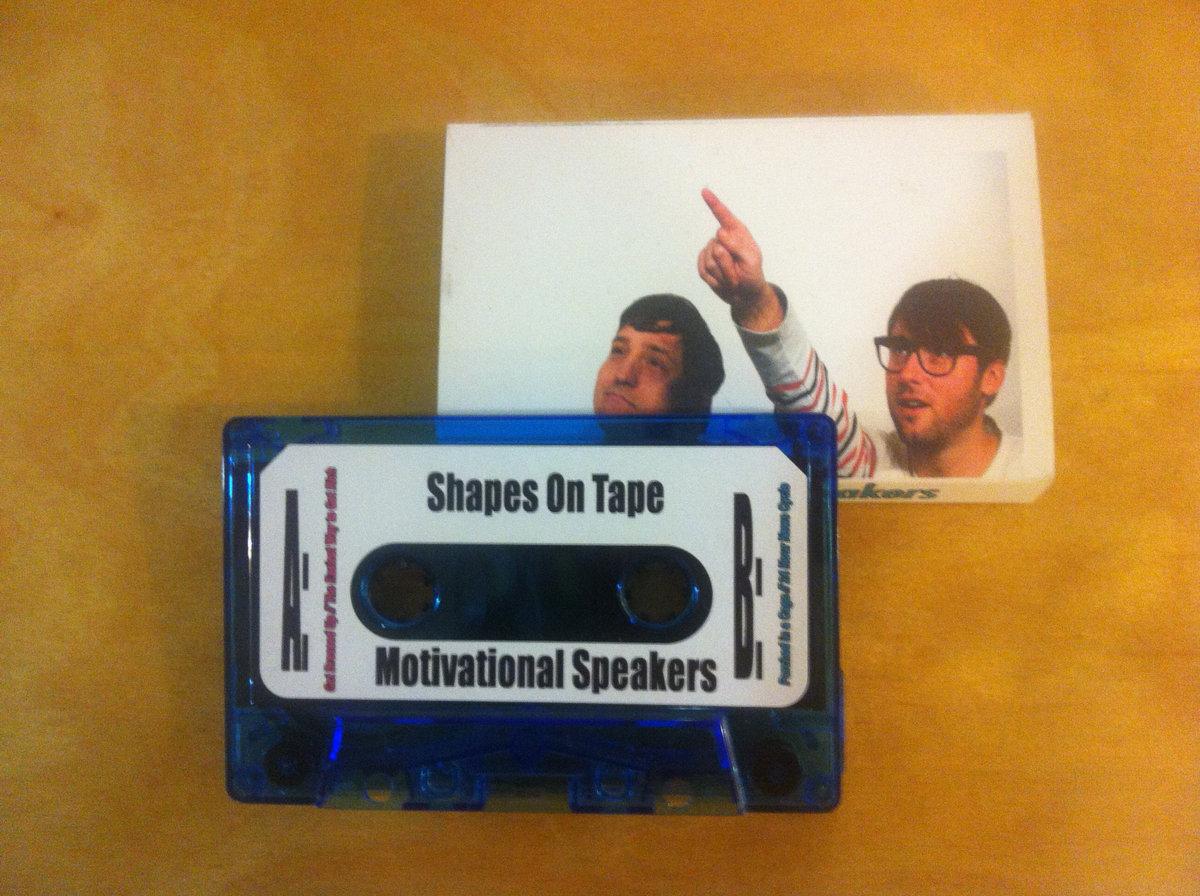 Motivational Speakers | Shapes On Tape