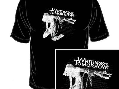 Hangman Sculpture Design T-shirt (Black) main photo