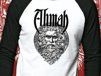 "Alunah ""Beard"" Baseball Shirt main photo"