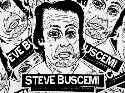 STEVE BUSCEMI Stickers main photo