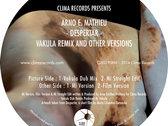 "Arno E. Mathieu - Despertar - 12"" Vinyl Release - Vakula Remix & Other Versions photo"