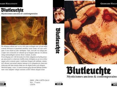 Gerhard Hallstatt: Blutleuchte (livre) (francais) main photo