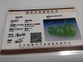Jade Eggs In Presentation Box photo