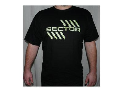 Shirt - logo green main photo