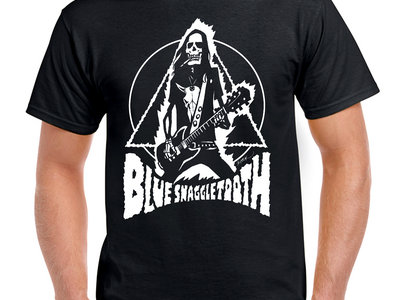 Skeleton Rocker shirt (Black/White) main photo