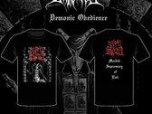Morbid Supremacy T-shirt photo