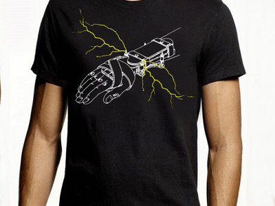 Modded Stun Gun T-shirt main photo