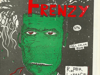 El Frenzy Issue 6 main photo