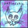 optimistic. image