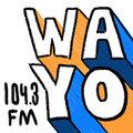 WAYO 104.3FM image