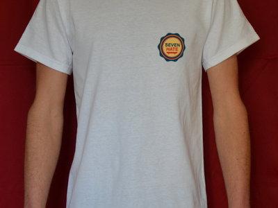 T-shirt Logo / Blanc S, M, XL main photo