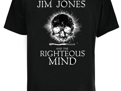 Skull T-shirt (black) main photo