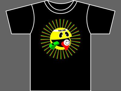 WAC-MAN - T-Shirt - Black - Mens (Unisex) / Womens (Ladyfit) - Various Sizes main photo