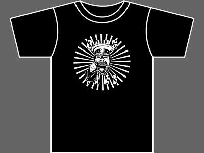 NEO-RAVE NEEDS YOU - T-Shirt - Black - Unisex / Ladyfit - Various Sizes main photo