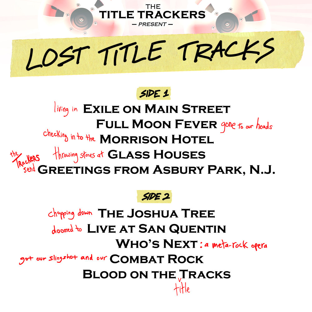 The trackers send greetings from asbury park nj the title trackers package image m4hsunfo