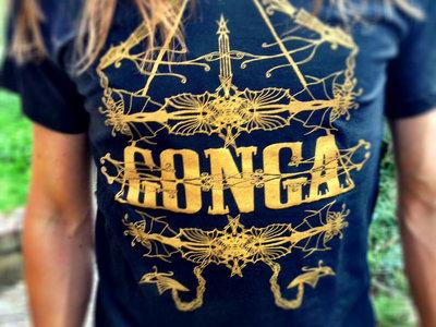 GONGA Manly T-shirt main photo