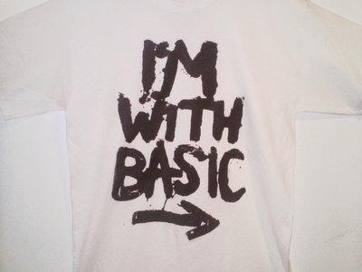 I'M WITH BASIC -> main photo