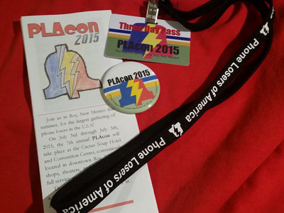 PLAcon 2015 Swag Pack main photo