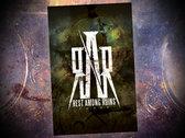"""Fugue"" Digital Album Download + T-shirt + Poster Bundle photo"
