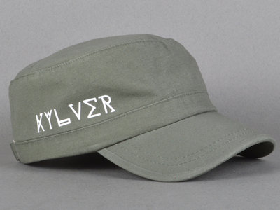 KYLVER Military Cap - Olive main photo