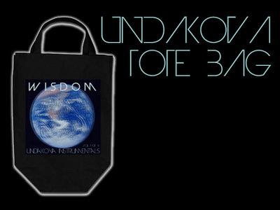 Undakova Tote Bag main photo