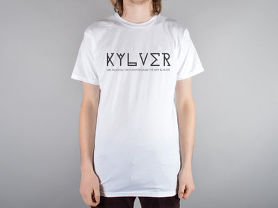 How To Say It T-Shirt - White main photo