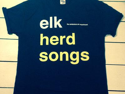 Elk Helvetica T-Shirt main photo