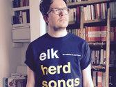 Elk Helvetica T-Shirt photo