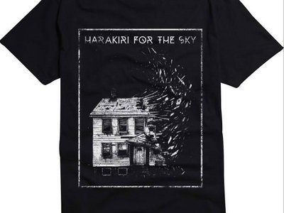 Harakiri For The sky - Decay Shirt & Girlie Shirt main photo