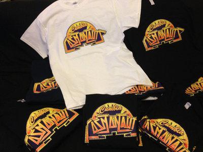 500% Cumbia T-Shirt.  Design by PAZ. main photo