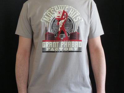 Massive Hits From The Grant Phabao Factory - Grey T-Shirt & CD main photo