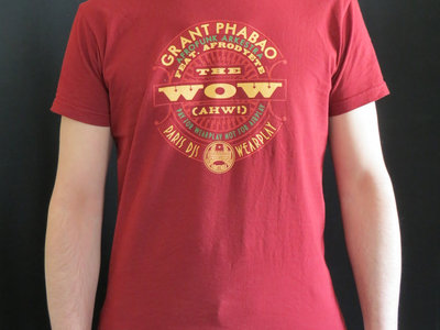 The Wow! (Ahw!) (Paris DJs Wearplay t-shirt + download) main photo