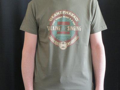 Talking & Singing (Paris DJs Wearplay t-shirt + download) main photo