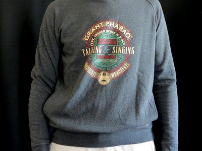 Talking & Singing (Paris DJs Wearplay sweatshirt + download) main photo