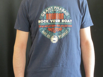 Rock Your Boat (Paris DJs Wearplay blue t-shirt + download) main photo