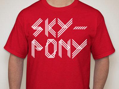 Sky-Pony T-Shirt main photo