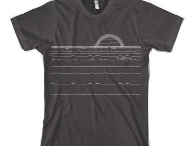 Helio Sunrise Slate Grey T-Shirt main photo